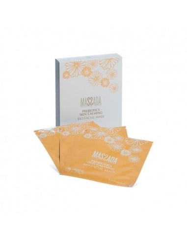 MASSADA Prebiotics Skin Calming Bio Facial Mask