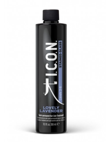 ICON Stained Glass Lovely Lavender - Frío Glacial. 300 ml (Nivel 2-8)