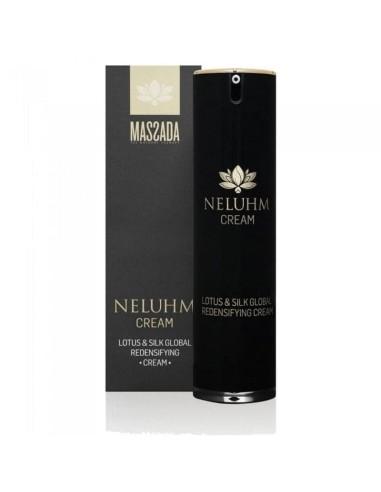 MASSADA Lotus & silk global redensifying cream
