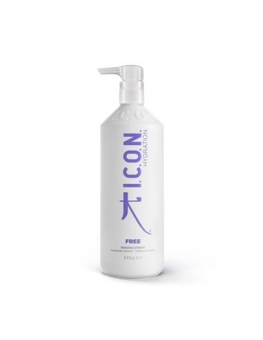 ICON Free Acondicionador Hidratante 1L.