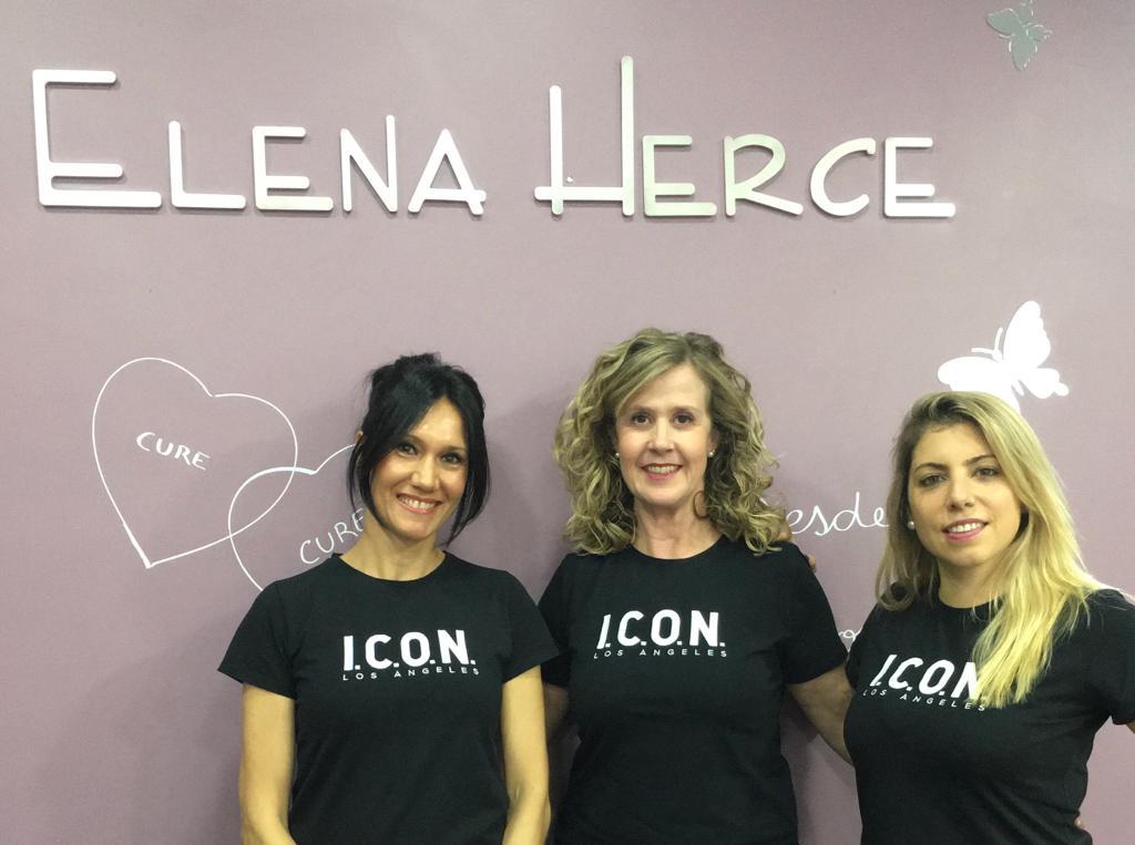 ICON Tienda Online Elena Herce TEAM