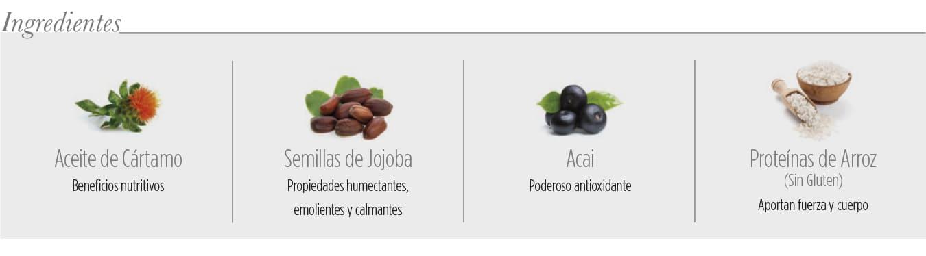 Ingredientes Antidote