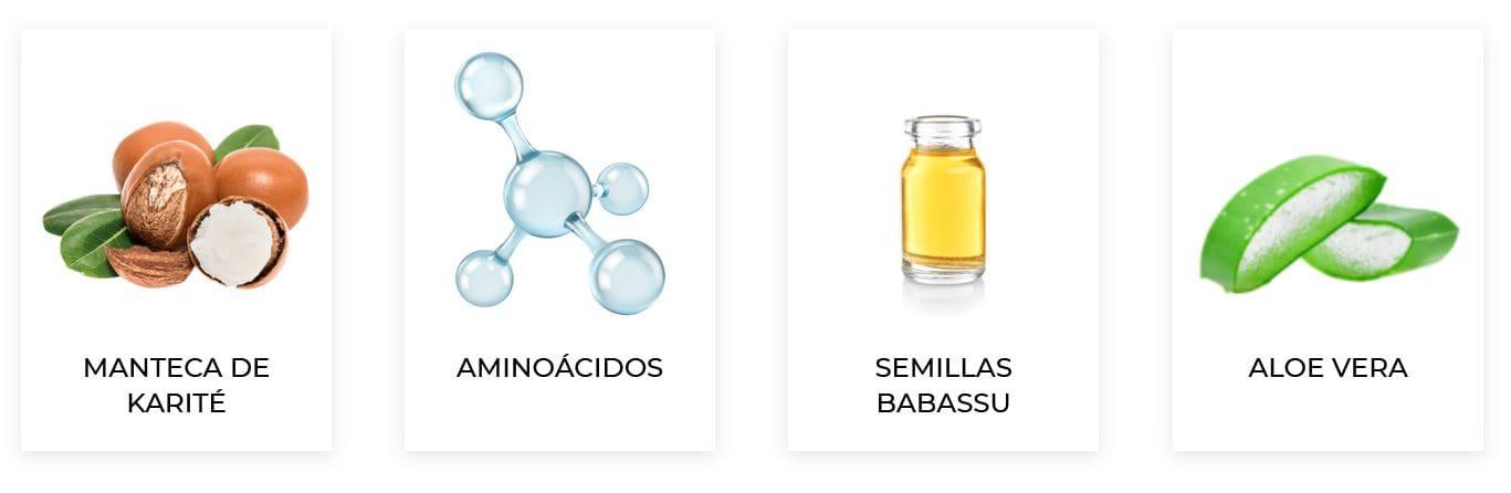 Ingredientes Inner