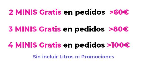 Promoción Minis